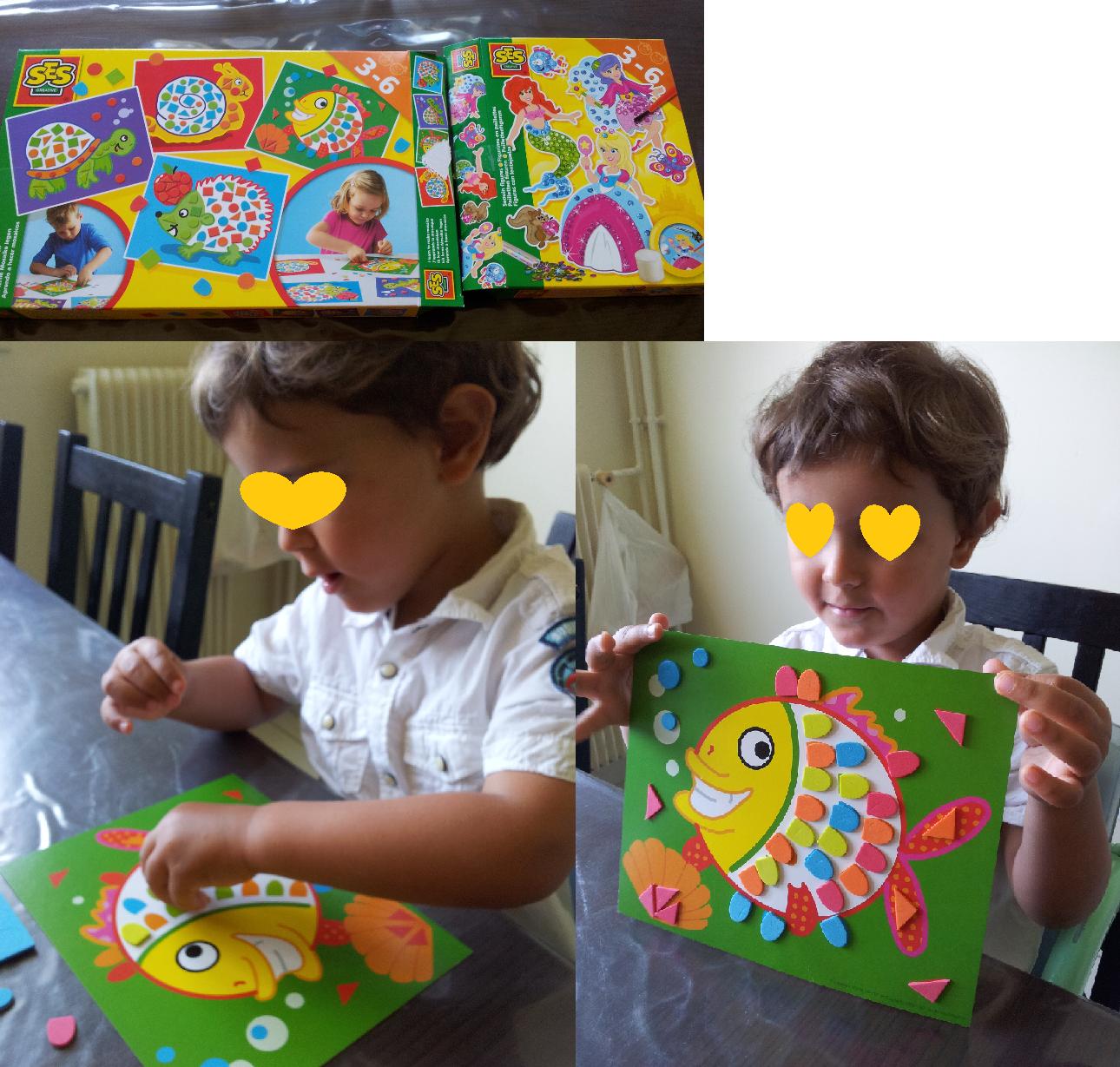 Mosaique enfants - Bricolage jardinerie grenoble ...